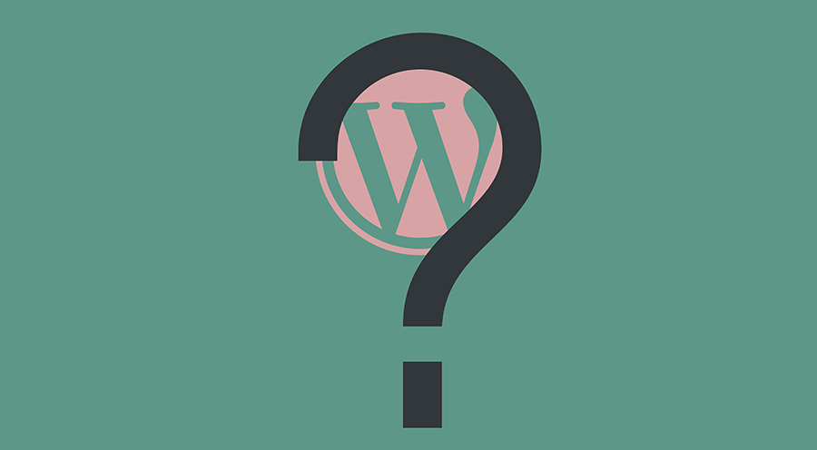 What is a WordPress website image header